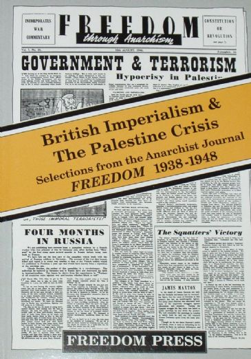 British Imperialism and the Palestine Crisis, 1938-194